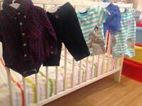 Boys clothes age 3-6 months bundle
