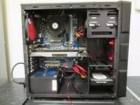 ★ High Spec 8-Core/SSD/HDD/8GB/GTX 580/ Wireless Gaming Tower★