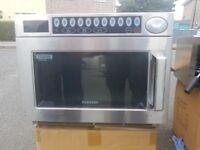 Samsung microwave 1500w