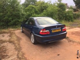 BMW e46 330i msport breaking for all parts call 07399503895