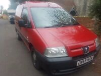PEUGEOT EXPERT 3 SEATS WELL MAINTAINED
