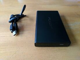 Freecom 250Gb External Hard Drive