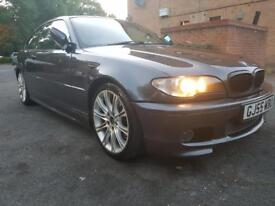 Bmw 330ci M sport 55 plate e46-Open to offers
