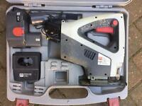 18V Performance Power Cordless Jig-Saw with Battery, Charger and Case