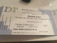 Jimmy Carr at the Dome - 1 ticket