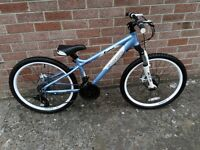 Girl's Mountain Bike - Halfords Carrera Luna - Suit Child Approx 8 to 12