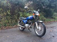 Easy project bike still has 5 months MOT need some tlc