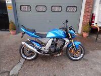 Kawasaki Z1000 / 2006 / Blue