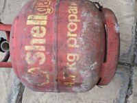 4.7 KG Propane Cylinder - Empty