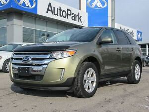 2013 Ford Edge SEL/BLUETOOTH/HEATED SEATS/REARVIEW CAM/CRUISE/AL