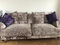 SOFOLOGY 3 piece sofa suite