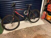 mountain bike 26' wheels