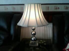 Stunning detailed side lamp