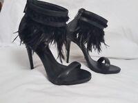 Schutz heels,,, free local delivery
