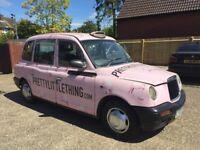 taxi tx2 ,2003 london cab car