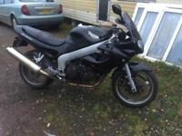 Triumph Sprint RS in good condition