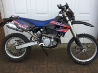 CCM 404 like drz 400 but better