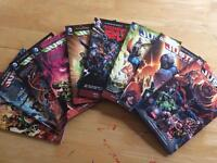 DC Justice League vol 1-8 (New 52)