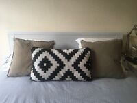 3 ikea cushions with covers