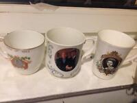 Royal family mugs