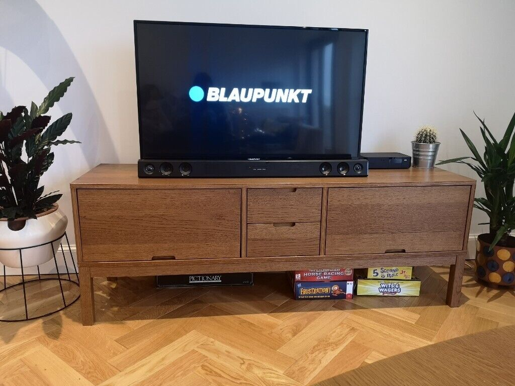 Ikea Stockholm Tv Unit And Coffee Table In Thornliebank Glasgow