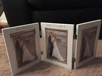 Brand new wedding frame