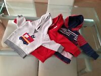 Big bundle of clothes for baby boy 0-3m. All next.