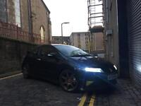 Fn2 civic type r 2009 (58 plate)