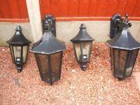 Exterior Lanterns