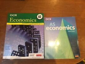 AS/A2 Economics Books