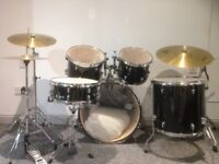 Yamaha Gigmaker Professional Drum Kit In Excellent Condition