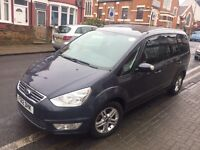 2012 FORD GALAXY 1.6 TDCI DIESEL 7 SEATS PCO LICENCE