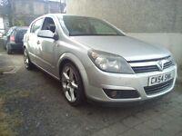 Vauxhall Astra 1.7cdti sxi (100)