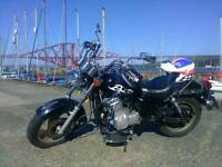 250 cc commuter Cruiser