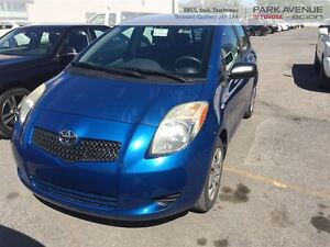 2008 Toyota Yaris LE*AIR CLIMATISEE*VITRE ELECTRIQUE