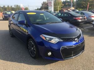 2014 Toyota Corolla Sport ONLY $129 BIWEEKLY WITH $0 DOWN!