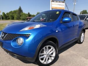 2012 Nissan Juke SV 6-Speed with Air, Cruise, Bluetooth, Pwr...