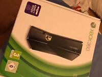Xbox 360 slim boxed bundle