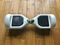 White Segway Hoverboard