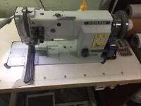 Highlead Twin Needle Heavey Duty Industrial Sewing Machine