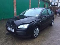 Ford Focus 2007 1.4 petrol spares or repair starts and drives