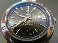 TAG Heuer Link Automatic Calibre 5 Day-Date WAT2010.BA0951 RRP £2600 Warranty