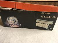 Philips 14 Curler set brand new in box good working £7