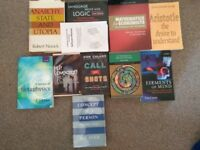 Third Year Philosophy Books for Student Buy One or ALL