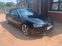 Audi A5 convertible, Automatic, 2.0L TFSI Petrol, Excellent pristine condition like New