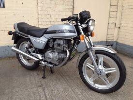 Honda CB 250 N Superdream Deluxe 1981 *£1150* 12 months MOT