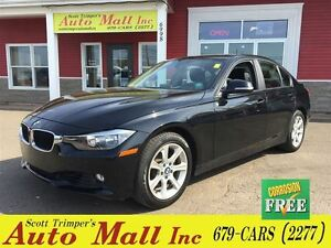 2013 BMW 3 Series 328i xDrive Leather/Sunroof
