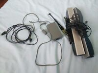 'Ghetto' surround sound speakers: two 10w monitor speakers with 3.5mm splitter - perfect for....