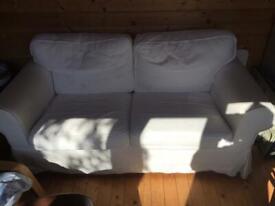 Ikea Extorp 2 seater settee / sofa