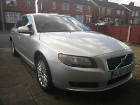 VOLVO S80 SE 2.4 D5 186BHP Automatic geartronic